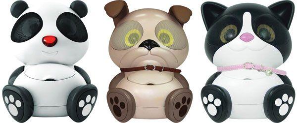 ipod dog speaker instructions