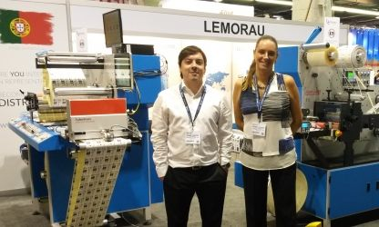 Lemorau is now exporting to over 35 countries, and commented that is 'excited' for its debut in Greater Noida, Labelexpo India's new hom