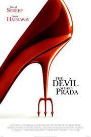 One of my favorites!: Chick Flicks, Devil Wears Prada, Devilwearsprada, Devil Wear Prada, Favorite Movies, Prada 2006, Movies Poster, Meryl Streep, Anne Hathaway