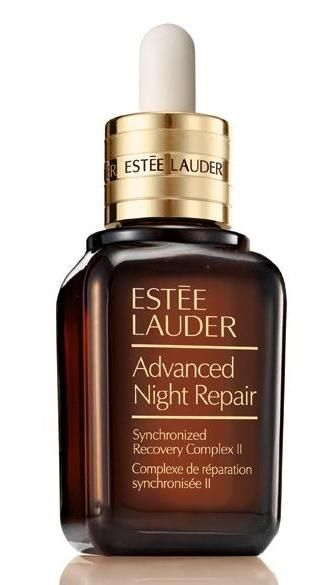 estee lauder's advance night repair really does help with fine lines #skincare #antiaging