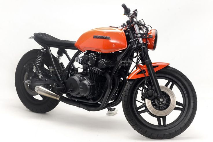 Pin su Cafe racers