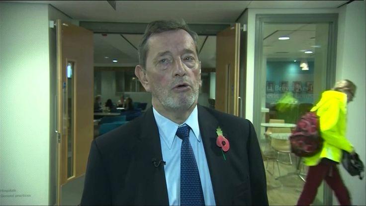 David Blunkett on UK 'security' services (07Nov13)