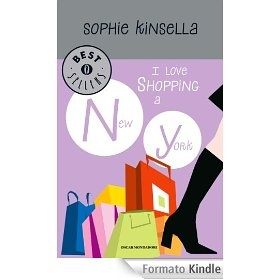 """I love shopping a New York"" (#2) by Sophie Kinsella"