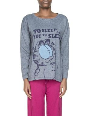 Garfield Pyjama Top | Woolworths.co.za