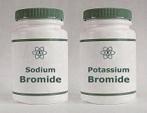 a form of salt containing Bromide
