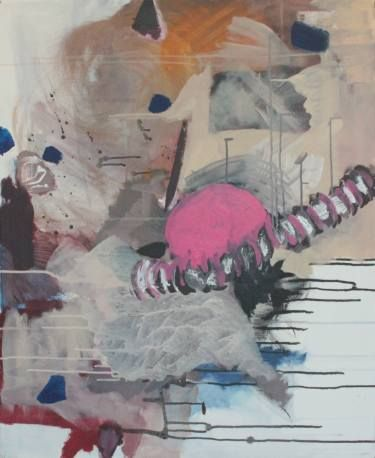 """Saatchi Art Artist Burcu Buruk; Painting, """"untiteld"""" #art"""