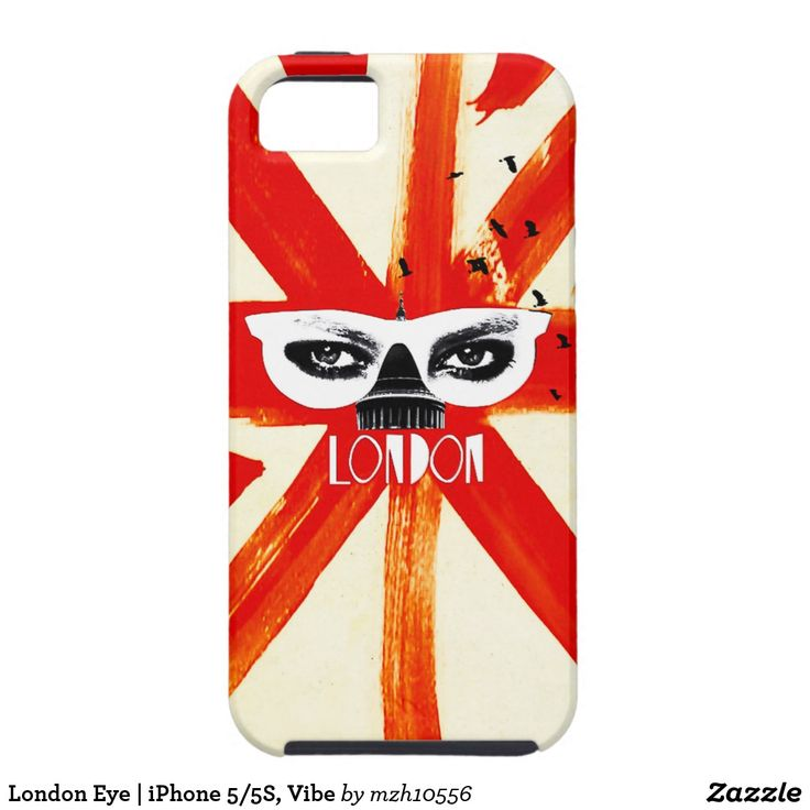 London Eye | iPhone 5/5S, Vibe
