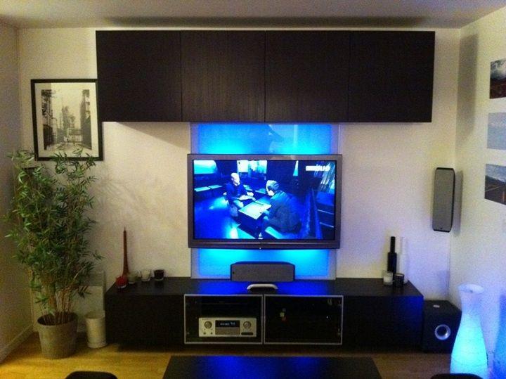 Die besten 25+ Tv wand besta Ideen auf Pinterest Tv wand ikea - ikea home planer wohnzimmer