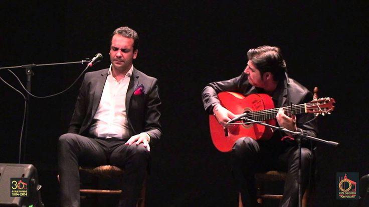 """JESÚS MÉNDEZ y MANUEL VALENCIA - XXI Festival Flamenco """"Día del Minero"""""""