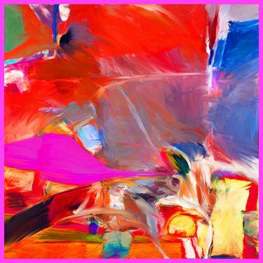 "Saatchi Art Artist Petrea Noyes; Painting, ""cambridge"" #art"