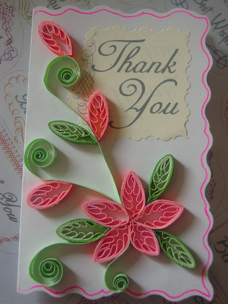 paper craft ideas for greeting cards quilling quilled flowers paper craft greeting cards 7854