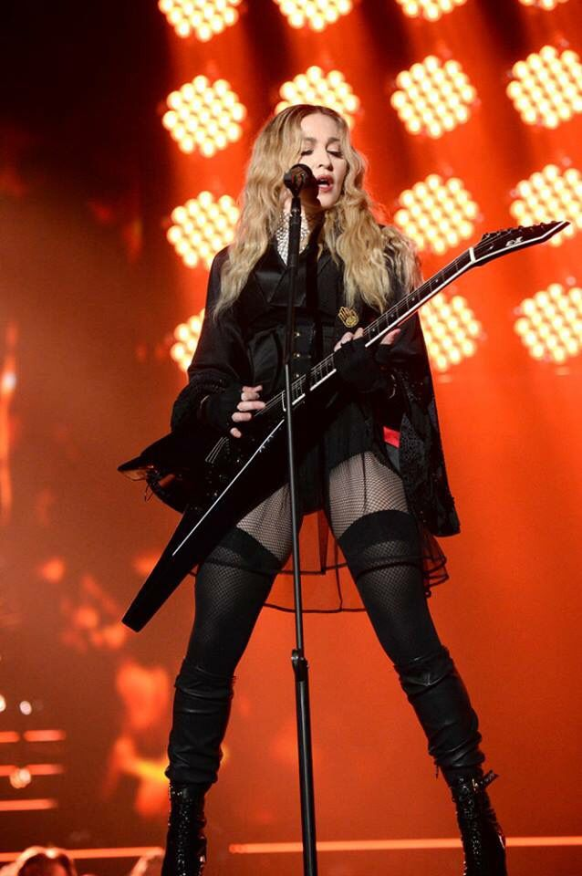 Madonna Rebel Heart Tour - Montreal - Photography by Kevin Mazur