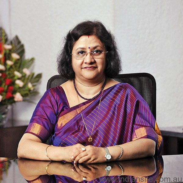 Arundhati Bhattacharya is The Iconic Face of Banking