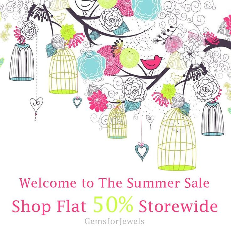 Summer is here!! And so is GemsforJewels Summer Sale..  Shop Now - https://www.etsy.com/in-en/shop/gemsforjewels  Only for a limited time period...