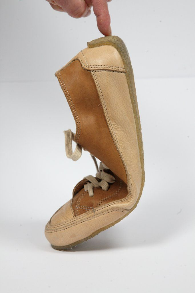 Paride summer shoes natural leather