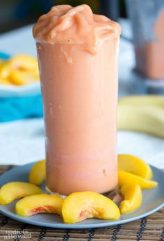 Jamba Juice Caribbean Passion Smoothie Copycat http://www.nodietsallowed.com/jamba-juice-caribbean-passion-smoothie-copycat/ #smoothies #jambajuice #healthysmoothie