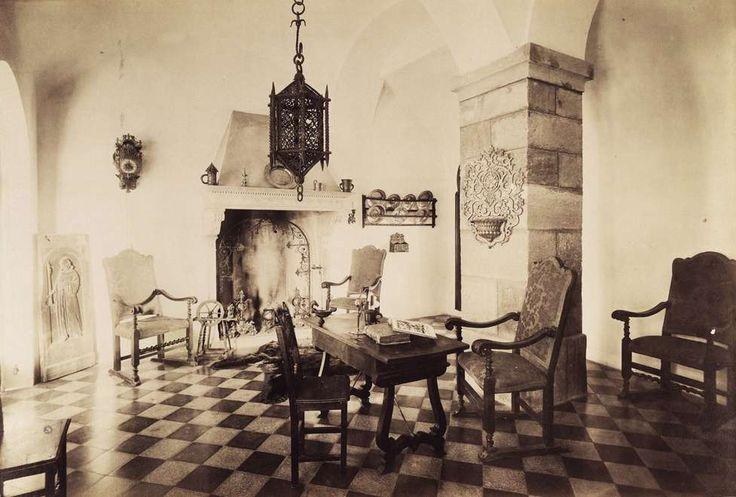 várkastély (ekkor Wenckheim Ferenc tulajdona), \