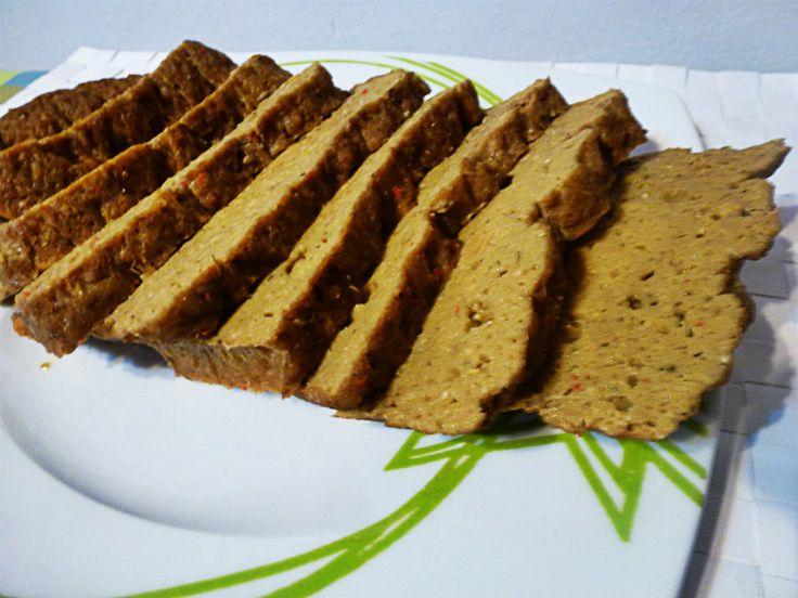 Carne de seitán elaborada a partir de gluten de trigo