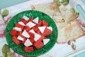 Kánikulában a legjobb: fetasajt és görögdinnye