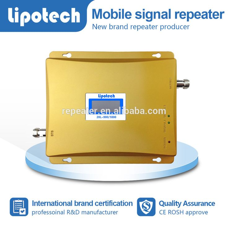 full bar dual band signal amplifier hot-sale receiver gsm dcs 900 1800mhz repeater mobile signal repeater