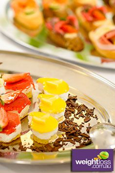 Healthy Dinner Party Guide. #DietRecipes #WeightLossRecipes #DinnerPartyRecipes  weightloss.com.au