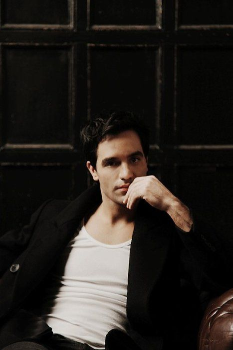 Ramin Karimloo. Perfection in a man. amazing voice, incredible accent and loves the Avett Brothers. What more could I ask for?