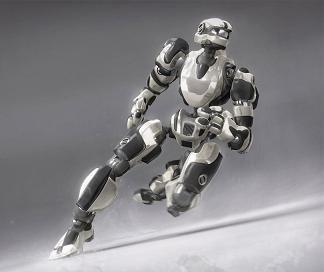 Agile robot concept  http://singularityhub.com/2010/10/18/creative-robot-art-to-get-your-brain-pumping/ (2013)