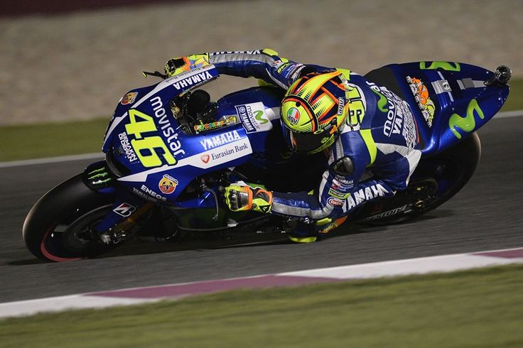 Qatar 2015 - Valentino Rossi