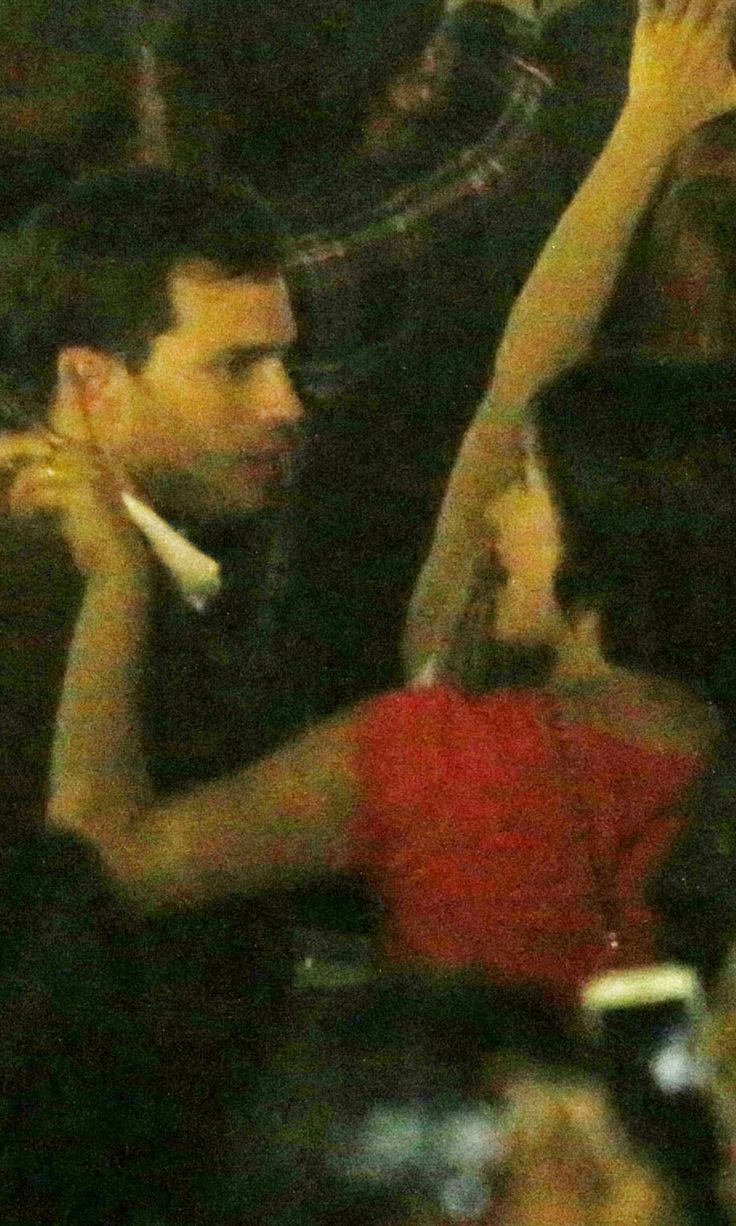 Jamie Dornan and His Wife Let Loose at Rihanna's Concert