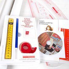 The Lutterloh Golden Rule Complete Dressmakers Kit