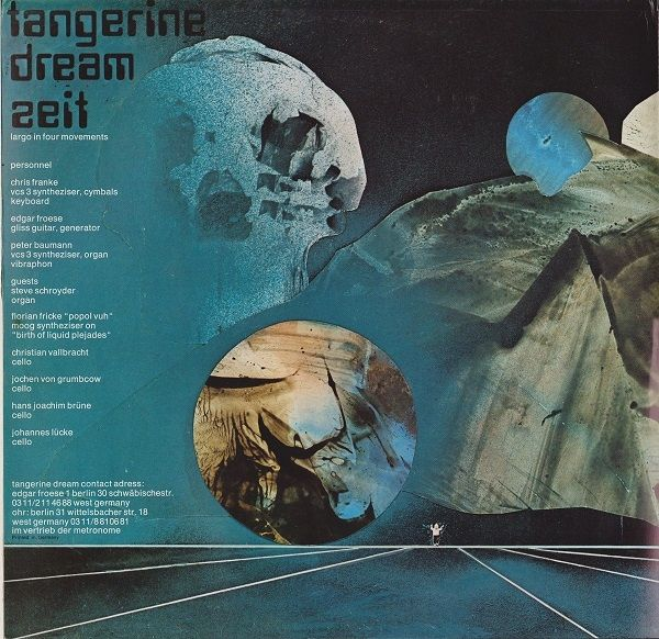 Tangerine Dream - Zeit (Vinyl, LP, Album) at Discogs