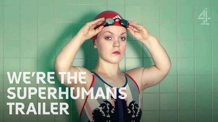 Pour annoncer qu'elle diffusera les Jeux Paralympiques de 2016, Channel 4 a réalisé cette vidéo épatante mettant en scène 140 personnes handicapées.