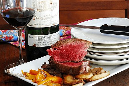 Филе-миньон рецепт приготовления популярного стейка с фото