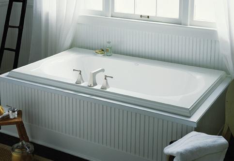 Bathtub Via Kohler Canada Drop In Bathtubs In 2019