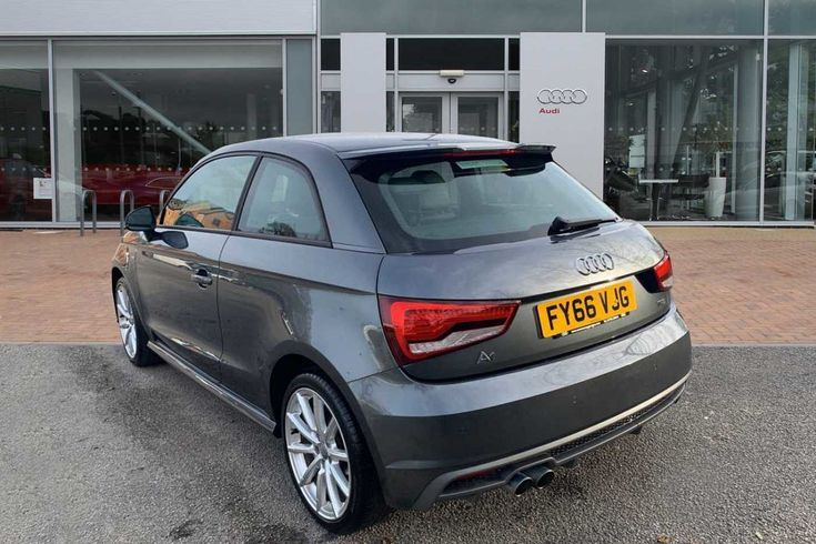 Audi A1 1 4 Tfsi 150 S Line 3dr In 2020 Used Audi Audi A1 Audi