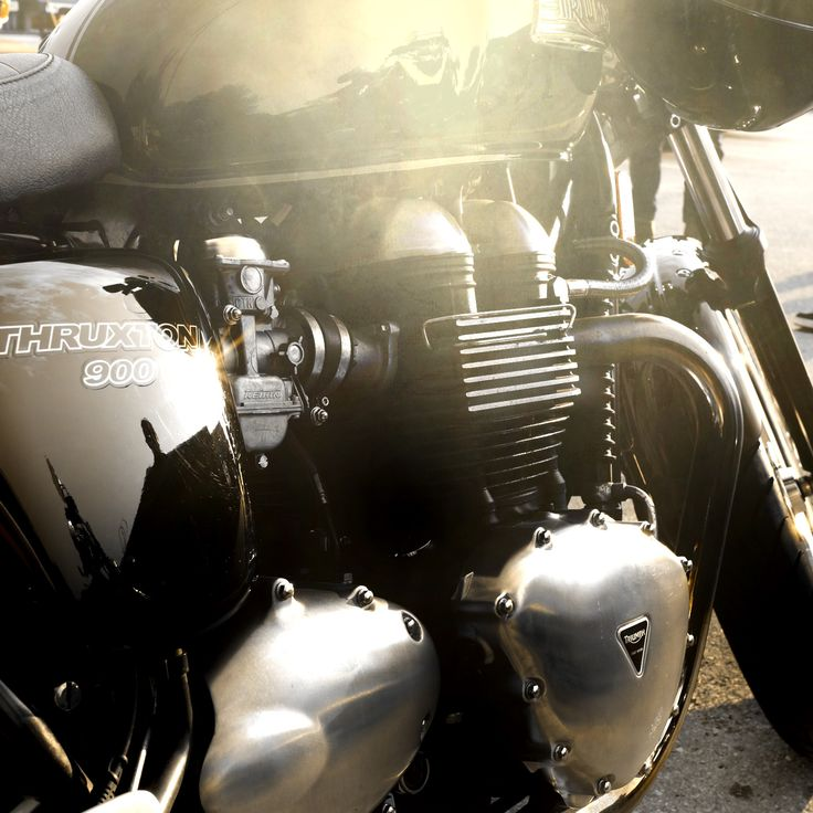 Triumph Thruxton 900 - null