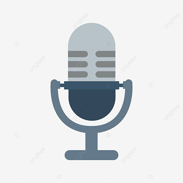 Microphone Vector Icon Microphone Clipart Microphone Icons Mic Icon Png And Vector With Transparent Background For Free Download Microphone Icon Vector Icons Free Vector Icons