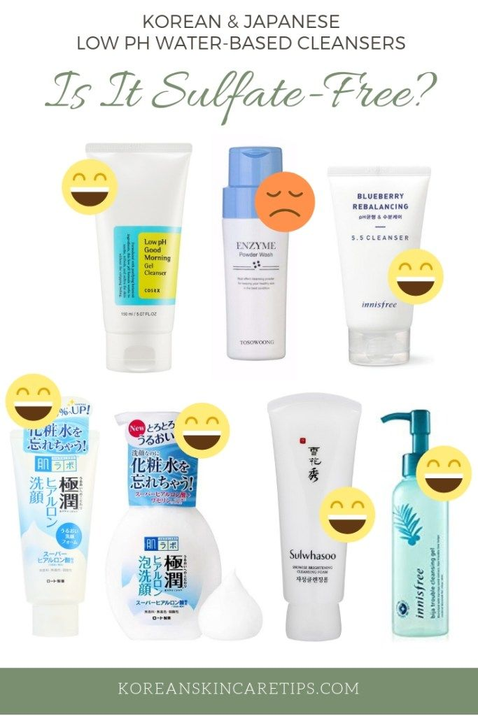 Best Korean Water Based Cleansers For Oily Acne Prone Skin Acne Prone Skin Cleanser Oil Based Cleanser