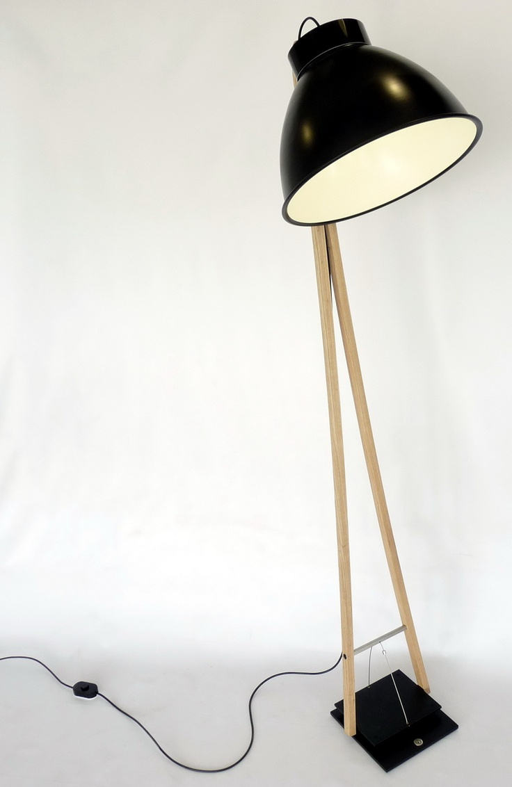 Shane Holland - Arthur Floor Lamp