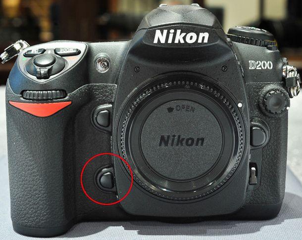 Nikon D200 tip No. 1