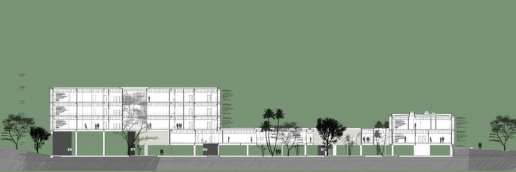 Minor Charges Court Building Proposal / ABA