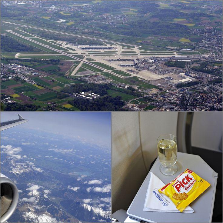 11.Μια τελευταία φωτογραφική ματιά σε ένα αγαπημένο αεροδρόμιο στην καρδιά της Ευρώπης, κάθομαι άνετα και απολαμβάνω την πτήση.