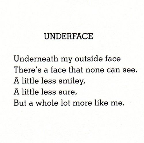 Shel Silverstein.. applicable to everyone, ever.
