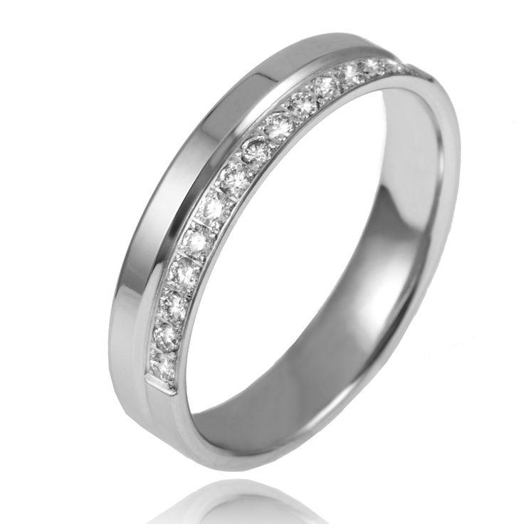 #bijoux #argent #diamants #bague #alliance #MAB #mariee #mariage #amour