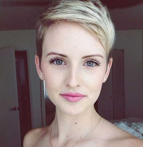 Awe Inspiring 1000 Ideas About Cute Pixie Cuts On Pinterest Pixie Cuts Short Hairstyles For Black Women Fulllsitofus
