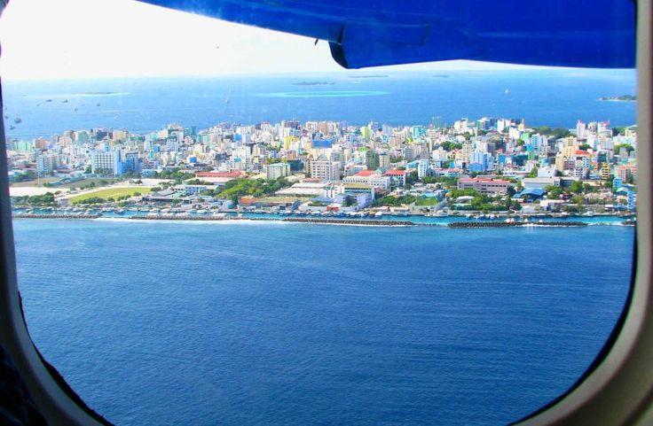 Ohne Malé fehlt uns was  - Inselnauten.de - Malediven Reise Backpacker Blog und Podcast