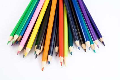 As a student or beginner artist, you don't have to spend a lot of money buying each different color pencil, which can become expensive. Although many different Prismacolor colored pencils are available, sometimes you will want to create a hue (color) that is not available. You can use the basic primary colors red, blue and yellow to make many...