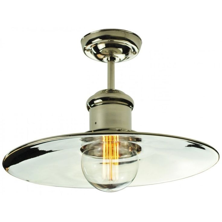 Vintage Style Flush Ceiling Lights