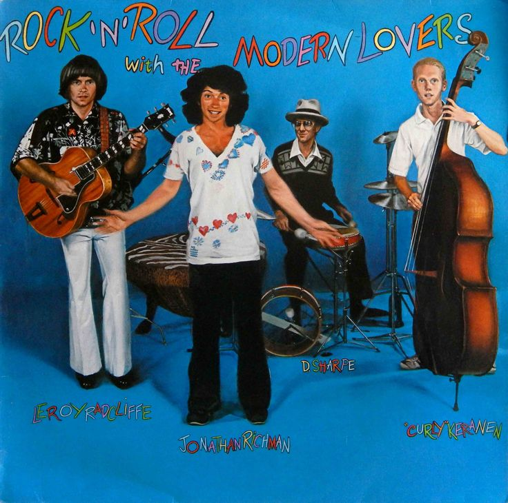 Jonathan Richman - Rock'n'roll with The Modern Lovers (1977)