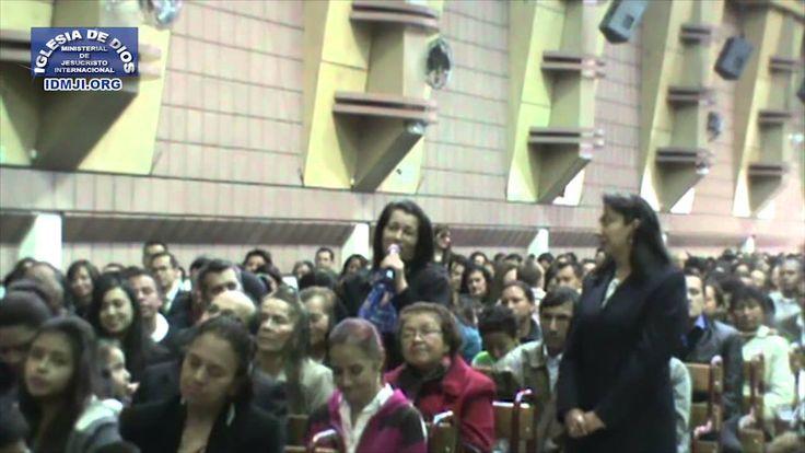 Testimonios en la Iglesia del Barrio Santander (Bogotá) - Julio 2015